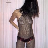 Mia Moglie Elisa In Net Bodystockings