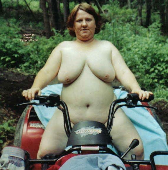 Pic #1 Lori in The Woods