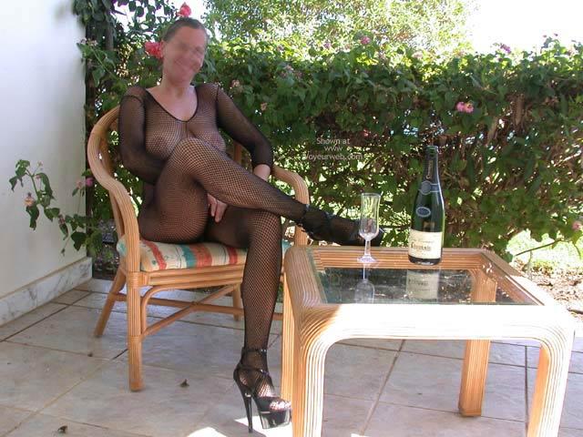 Pic #1 Sandra In Black