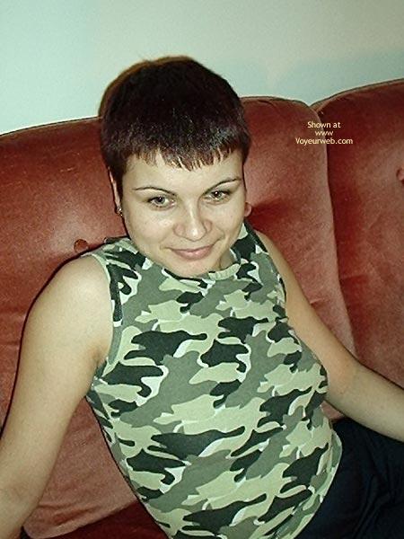 Pic #1 Moldovan Babe Strikes