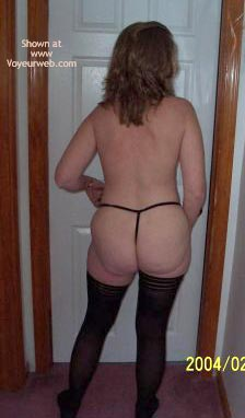 Pic #1 33 Wife Coming Out 3 - Ass Shots
