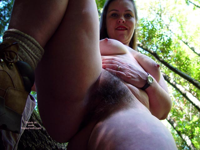 Pic #1 The Best Of Bbw Vicki'S Hairy Bush