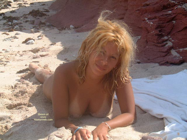 Lying Out Naked On Beach - Naked On Beach, Nude Beach , Lying Out Naked On Beach, Nude On Beach, Blonde On Beach, Tits In The Sand, Beach Cleavage