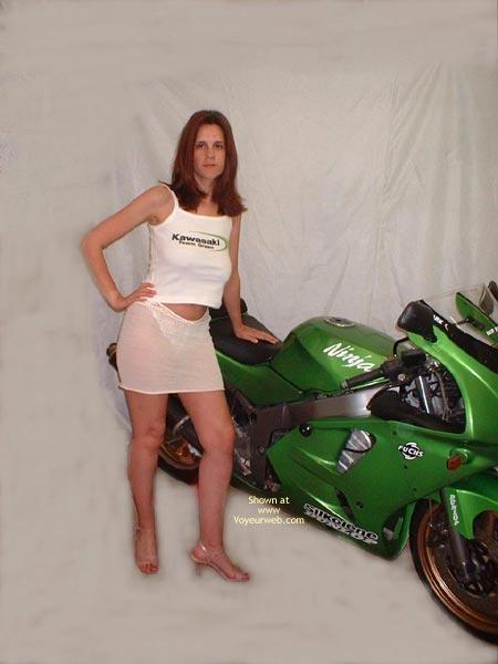 Pic #1 *TW Beth Uk Biker Babe