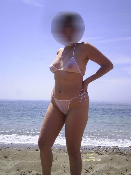 Pic #1 My Transparent Bikini