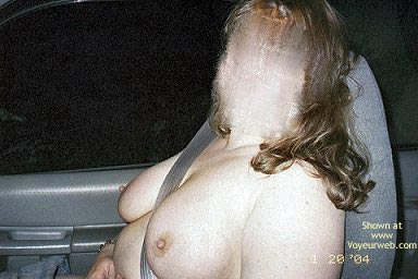 Pic #1 Public Breasts