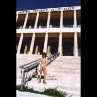 Angela all'Archivio di Stato