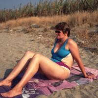 Sabine auf Kreta
