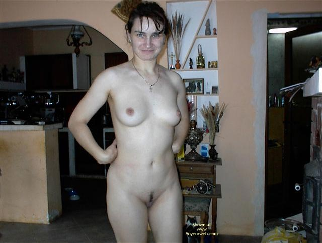 Pic #1Naked Wife Diana