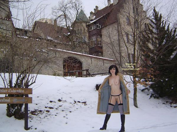 Pic #1 *Ol Hotjill At The Castle Lichtenstein!!!