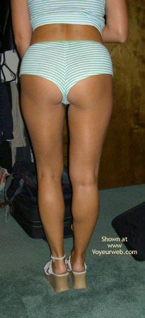 Pic #1 Is She Hot?