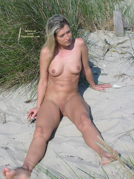 Sunbathing Nude Girl - October, 2004 - Voyeur Web Hall Of Fame-1211