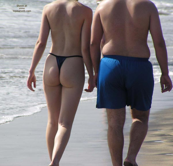 Pic #1 Beach Bums Walking
