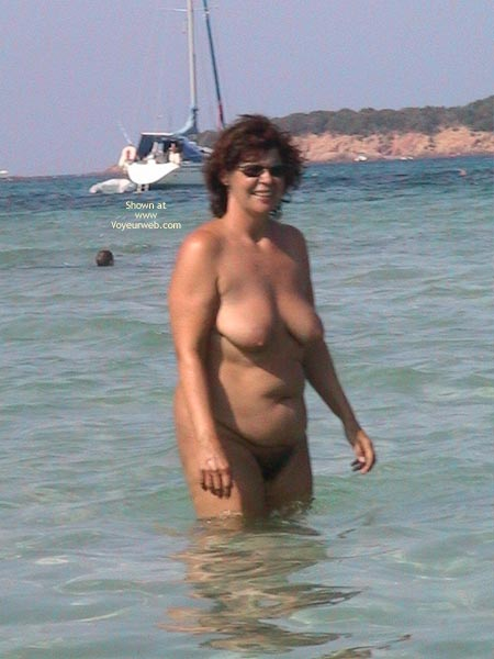 Pic #1 Nude During Vacation