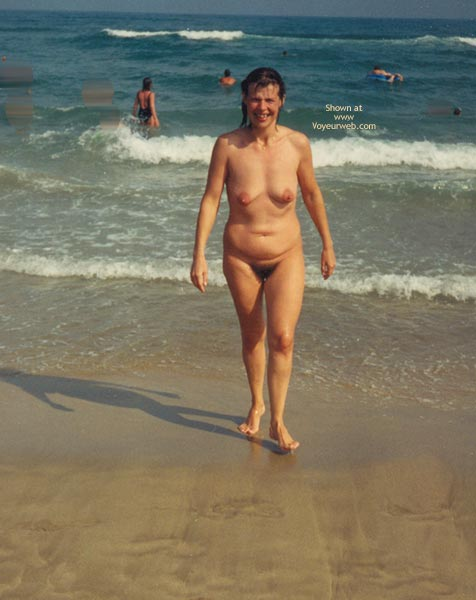 Pic #1 Laurence at Nude Beach