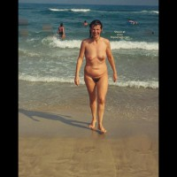 Laurence at Nude Beach