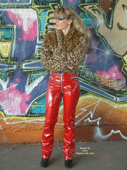Pic #1 Marina is Back, Graffiti Strip!