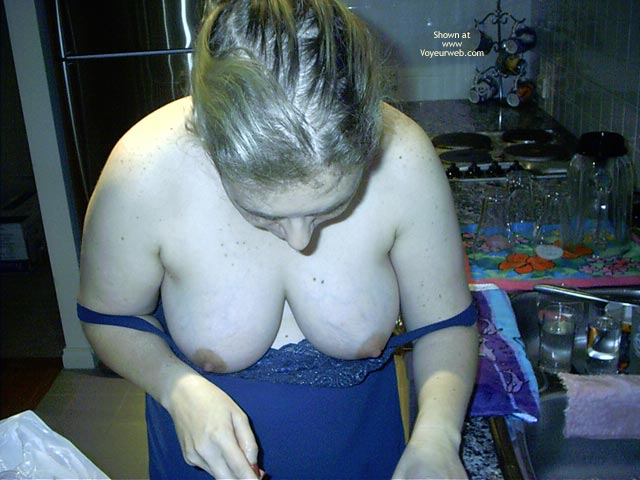 Pic #1 Young Busty Wife
