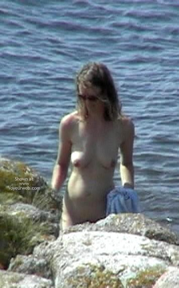 Pic #1 Danish Beach Girl 5