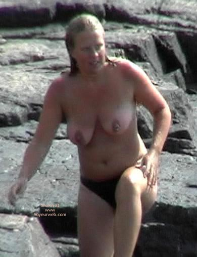 Pic #1 Danish Beach Girl 6