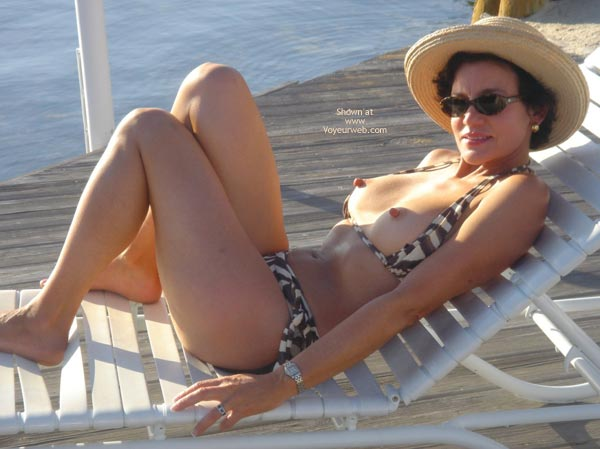 Topless On Beach Chair - Erect Nipples, Perky Nipples, Topless Outdoors , Topless On Beach Chair, Chance Of Being Seen, Shy Wife, Pert Nipples, Nipples Delight, Mature Erect Nipples, Topless On Vacation, Milf With Erected Nipples, Bikini Top Pulled Down, Milf Topless Outside, Exposed Breasts