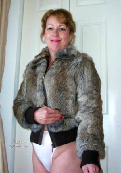 Pic #1 Luscious In Fur Coat