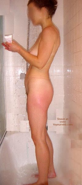 Pic #1 Shower Time 6she Returns