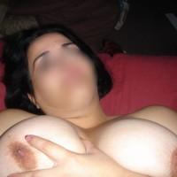 My Wife's Huge Tits