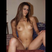 Landing Strip - Landing Strip, Long Hair, Small Tits, Spread Legs, Looking At The Camera , Landing Strip, Naked Sitting On Sofa, Spreading Legs, Small Tits, Frontal, Long Hair, Looking At Camera