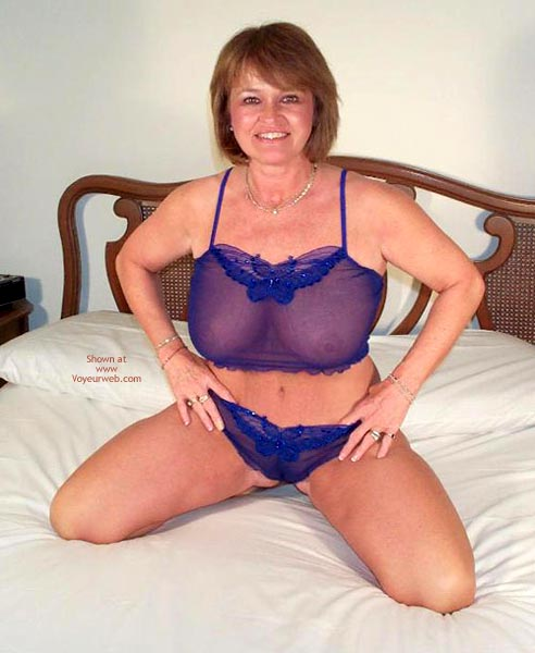 Pic #1 Claire Takes Off Her Nightie