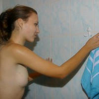 Her Nipples Get Erected