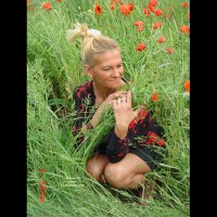 Bea In The Poppy Fields