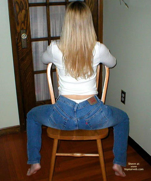 Pic #1 Natasha'S Sweet Ass In Jeans 2