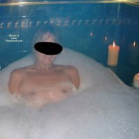 Tesa In The Jacuzzi Part 1