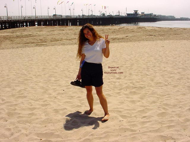 Pic #1 Becca'S Beach Fun