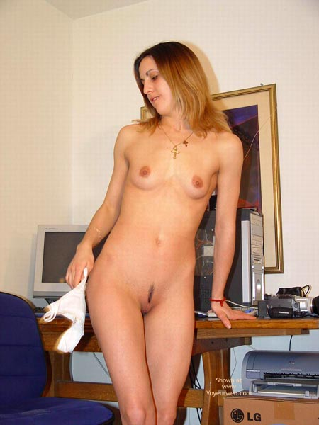 Pic #1 Me Naked In My Boyfriend'S Office