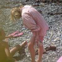 Lucky Hunting On Nudist Beach, Serie 2
