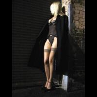 Black Lingerie - Heels, Stockings, Sexy Lingerie , Black Lingerie, Black Stockings, Black Heels