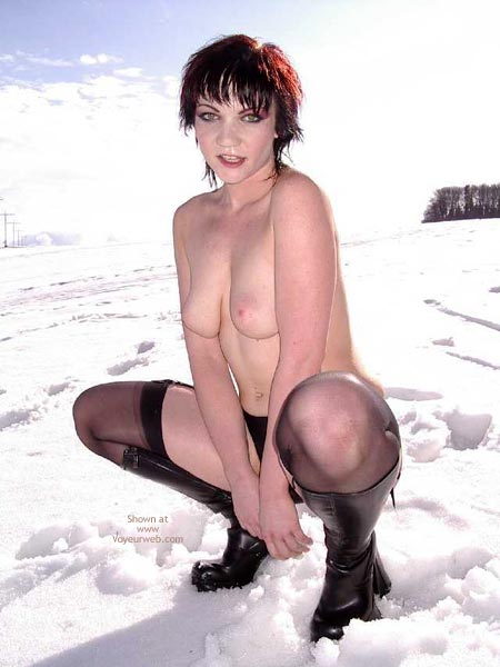 Pic #1 *Ol Hotjill In Snow By Markus 2
