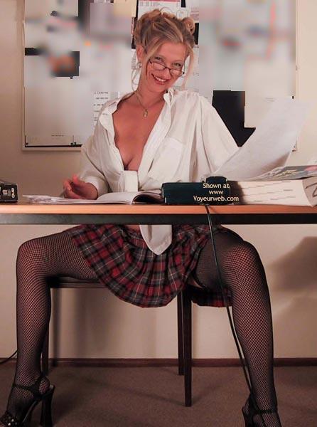 Pic #1 Elli Sexy Secretary
