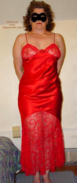 Pic #1 My Latin Wife In Red First Contri