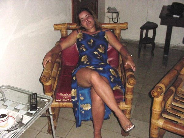 Pic #1 *Tw New! The Striptease Of A Cuban Girl In Voyeu