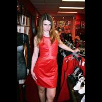 *Tw Elektra Nude In Erotic Shop