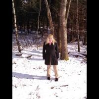Crazymoni Im Schnee Moni In The Snow