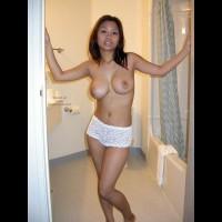 Asian Studenbody Loves Bedtime