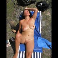 Monica At The Lake 2