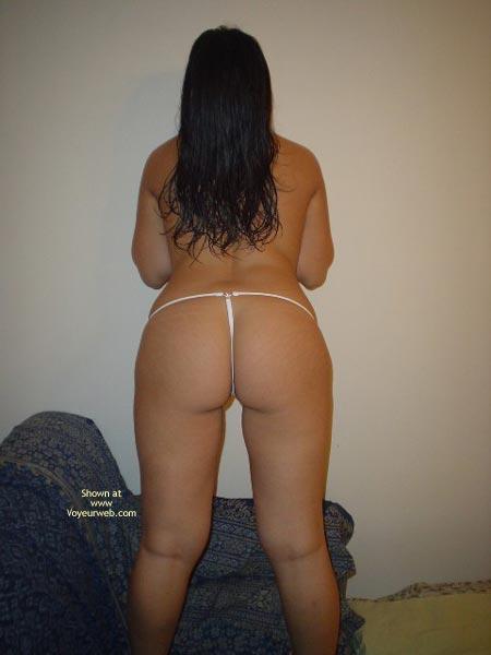 Pic #1 Kim'S White String 2