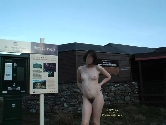 Pic #1 Mistress In The Scottish Highlands