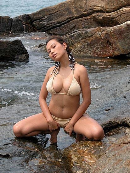Pic #1Spicygirl - Bikini Oops