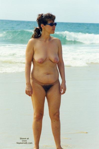 Pic #1 Laurence At Nudist Camp